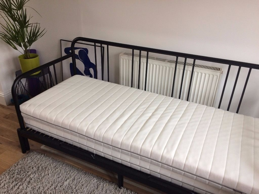 Ikea French Days Selling This 2 Month Old Ikea Fyresdal Day Bed Frame L207 X W88 X