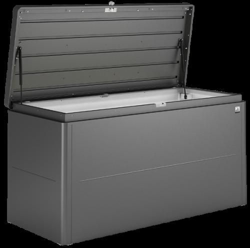 Biohort Lounge Box dunkelgrau metallic 65065   XL Gartenmöbel