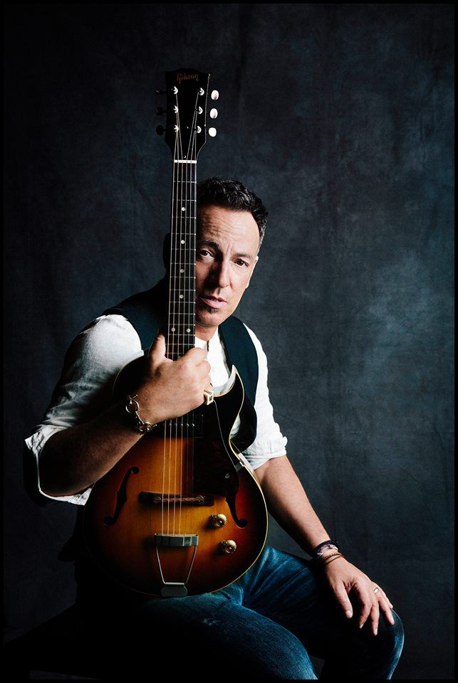 Springsteen 2014 High Hopes publicity photo