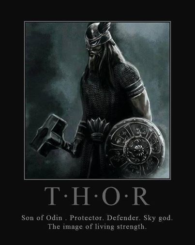 Pagan Thor's Day | Foto: The WandererHappy Thor's day!Join if you are a real one ...