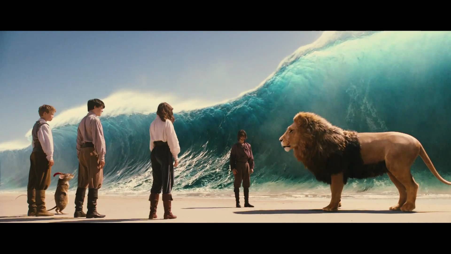 The Chronicles of Narnia: The Voyage of the Dawn Treader Trailer2 - YouTube