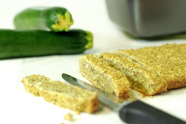 Our Earth Land: Zucchini and Shredded Coconut Flatbread