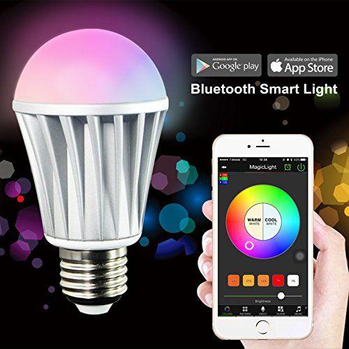 Magiclight Bluetooth Smart Led Light Bulb Smartphone C Https