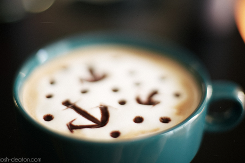 Anchor latte
