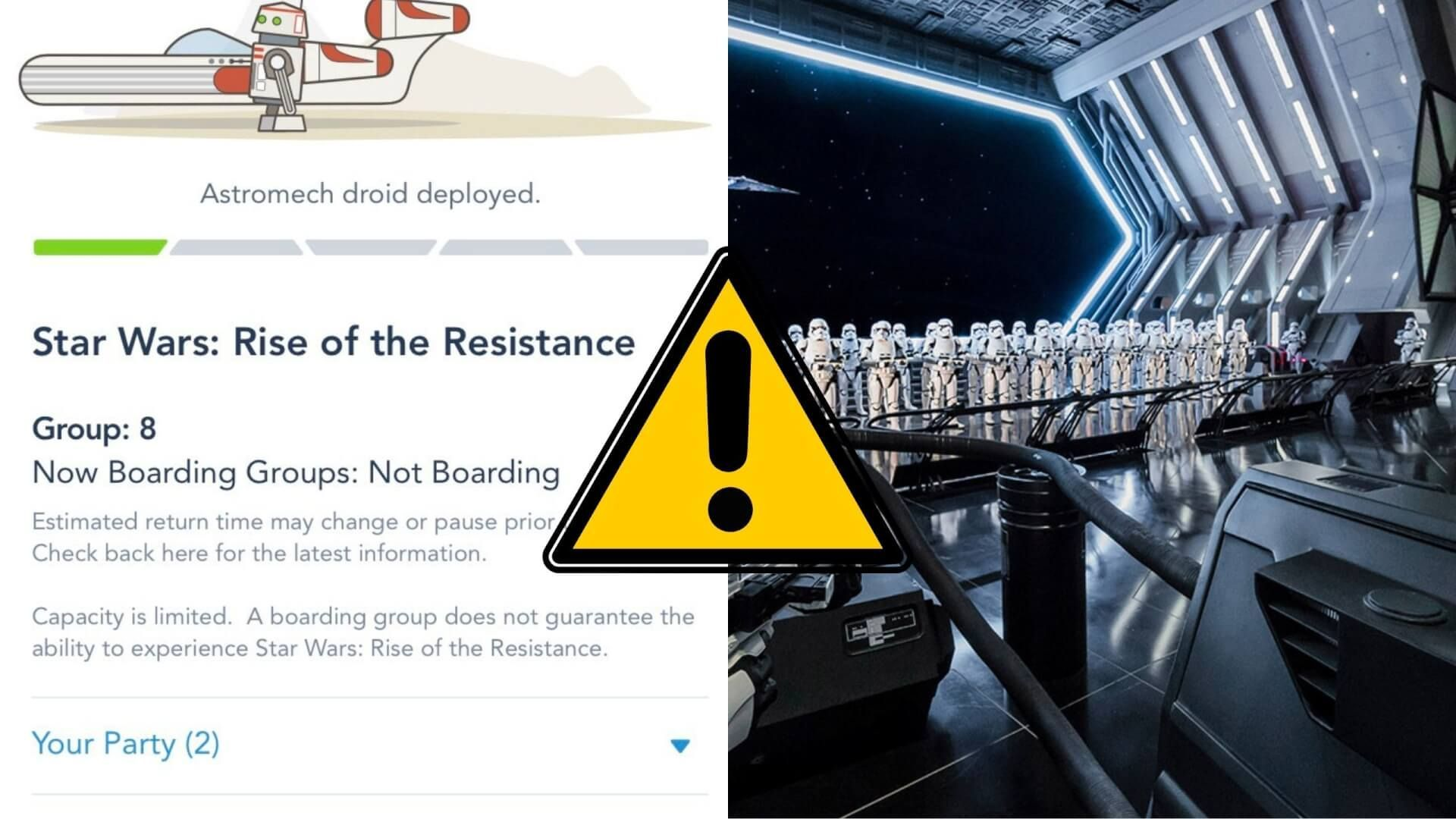 03113442b7dff0aaca9ee5b21fa6a81b - How To Get In Queue For Rise Of The Resistance