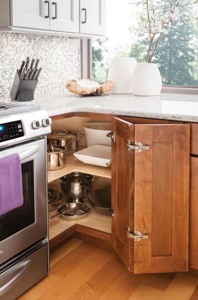 easy reach square corner base cabinet kitchen renovation new kitchen cabinets kitchen design on kitchen cabinets organization layout id=98580