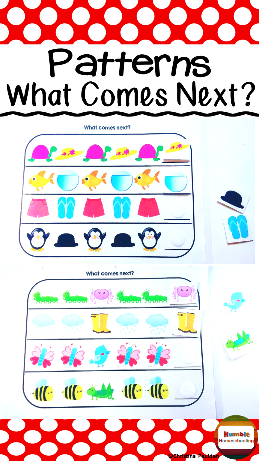 A Fun And Interactive Way For Your Students To Practice Patterns You Ll Be Receivi Ab Pattern Worksheet Pattern Worksheet Pattern Worksheets For Kindergarten [ 1536 x 864 Pixel ]