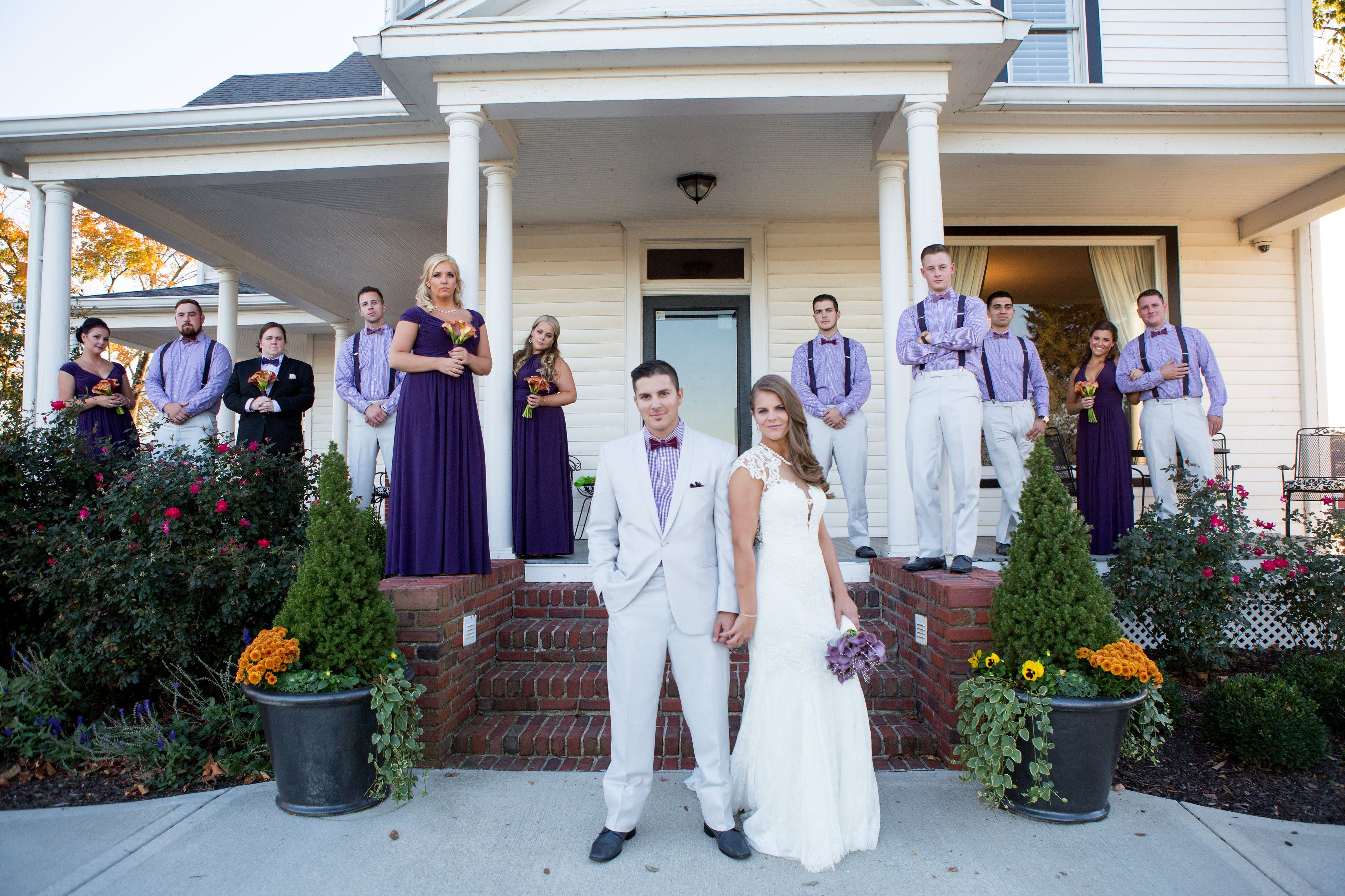 Eighteen Ninety Kansas City Ceremony and Wedding Reception ...