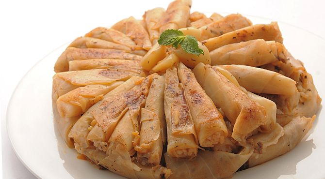 الملفوف المحشي Egyptian Food Lebanese Recipes Syrian Food