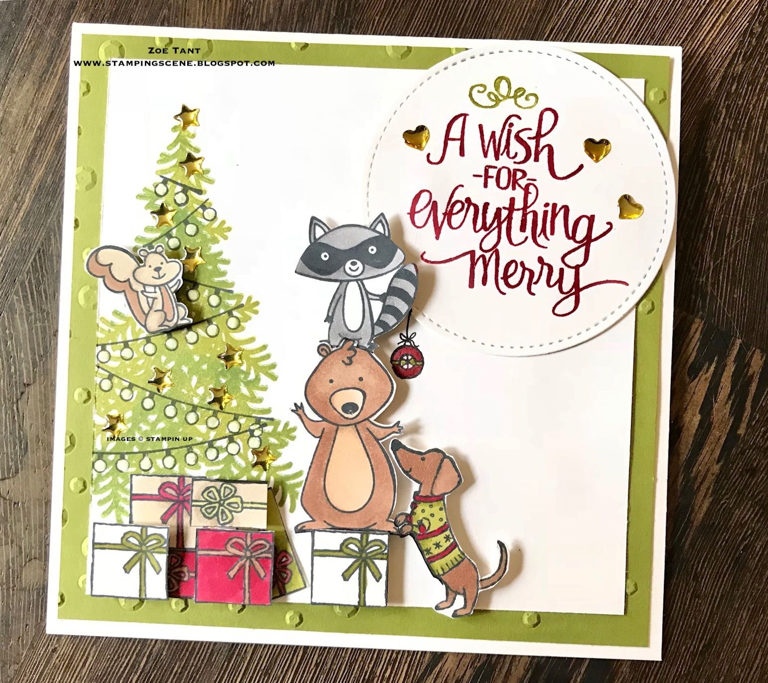 We Must Celebrate Christmas cards, Merry christmas to