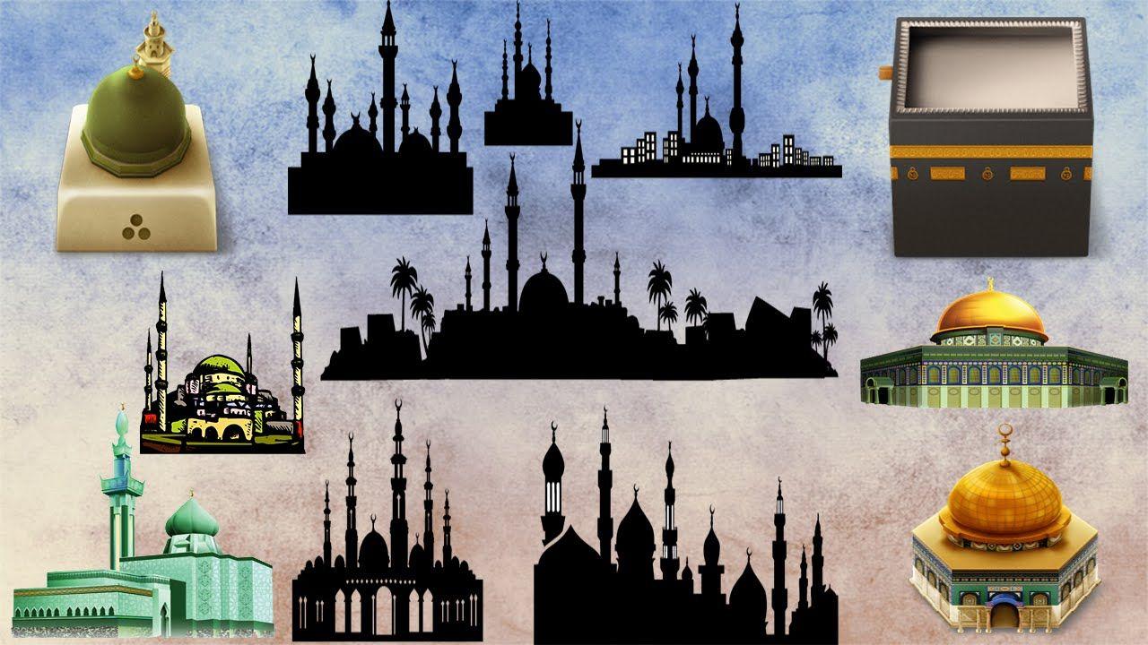 صور مساجد رسم وأشكال مسجد لعمل أحلى تصاميم شهر رمضان Painting Art