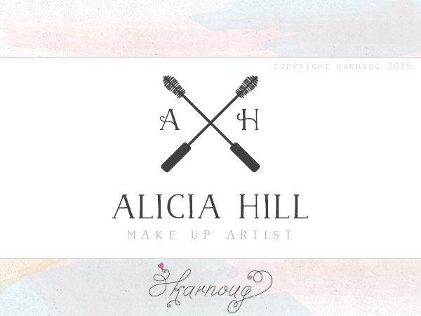 makeup logo make up artist logo salon logo beauty logo logo design