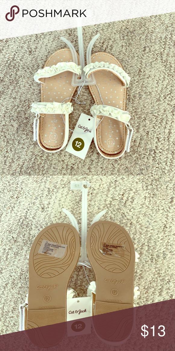 Cat \u0026 jack, Flip flop sandals, Girls
