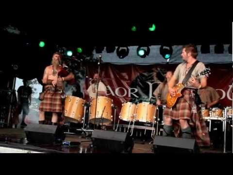 Saor Patrol live at Wacken 2012 with Upyerockye - YouTube. I would love to see these guys at the Celtic Fling!