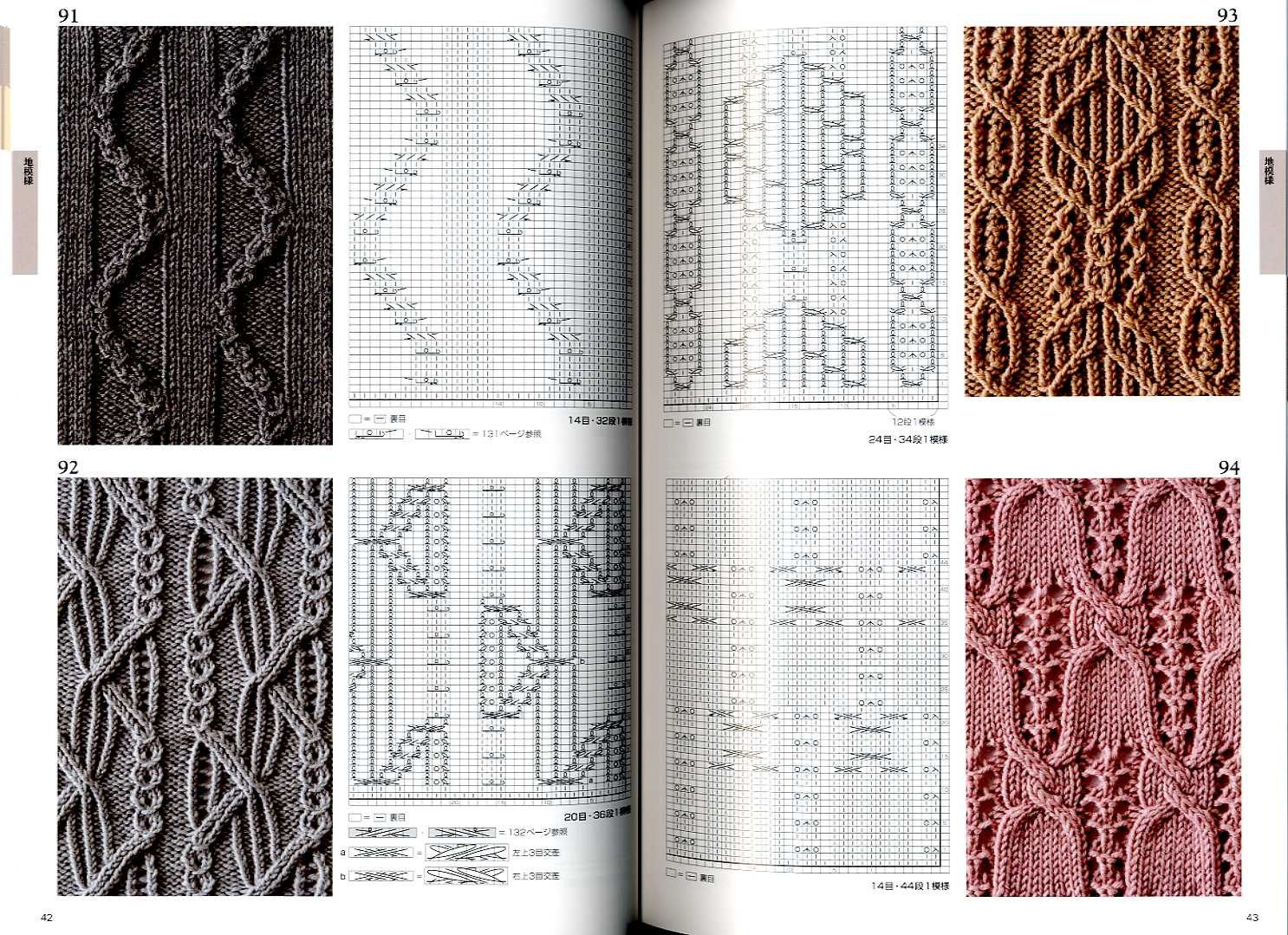 Knitting Pattern Book 260 by Hitomi Shida Japanese Craft Book SP11