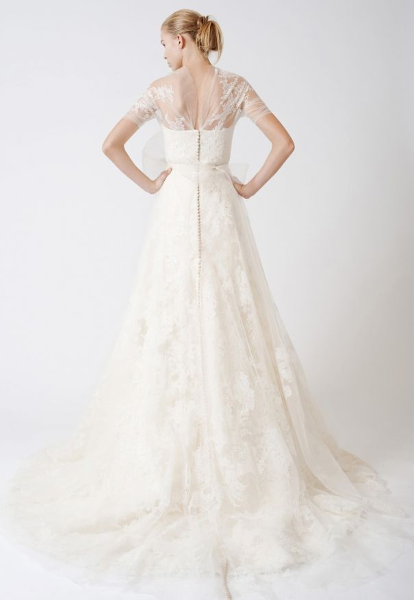 Wedding Dresses, Bridal Gowns by Vera Wang   Iconic   The dress ...