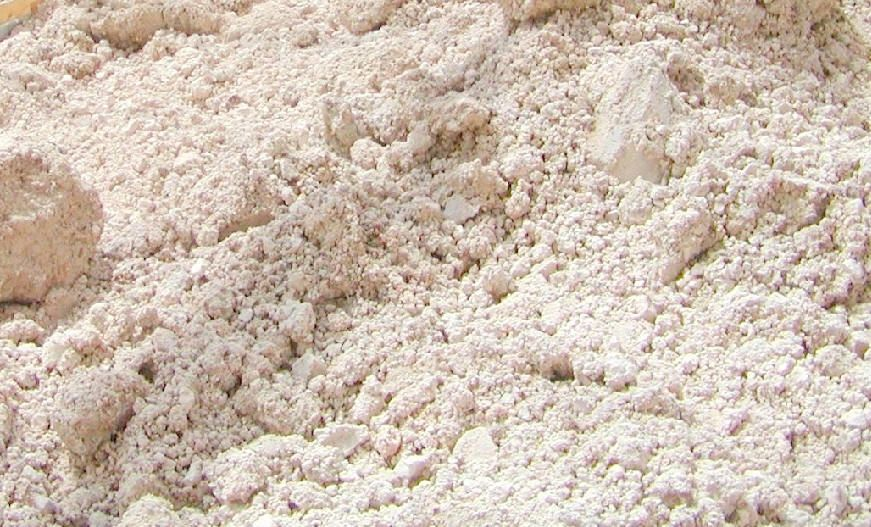 Pascalite Clay used for many heath issues. Natural