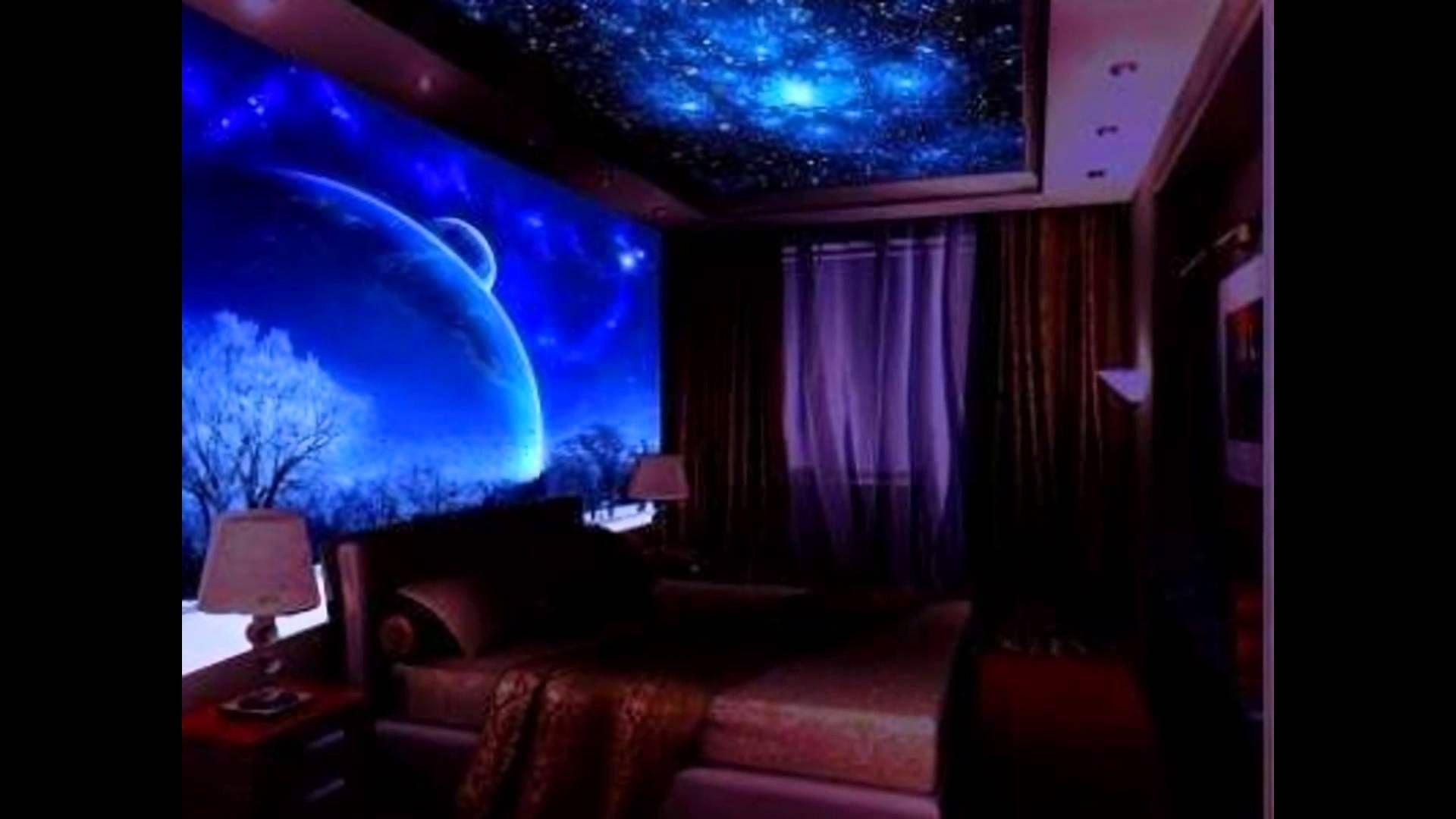 Glow In The Dark Bedroom Design Ideas Inspiration Modern Bedroom