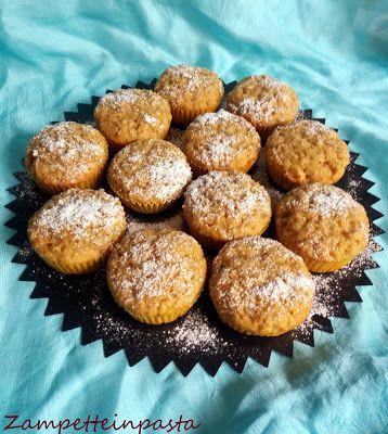 Muffin Con Grano Cotto Zampette In Pasta Dolci E Colazione