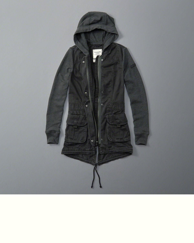 Anf lookbook womens abercrombie coats pinterest american