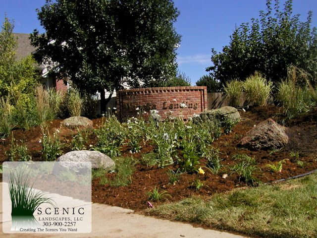 Landscaping Denver | Landscape, Front range, Outdoor ... on Front Range Outdoor Living id=96794
