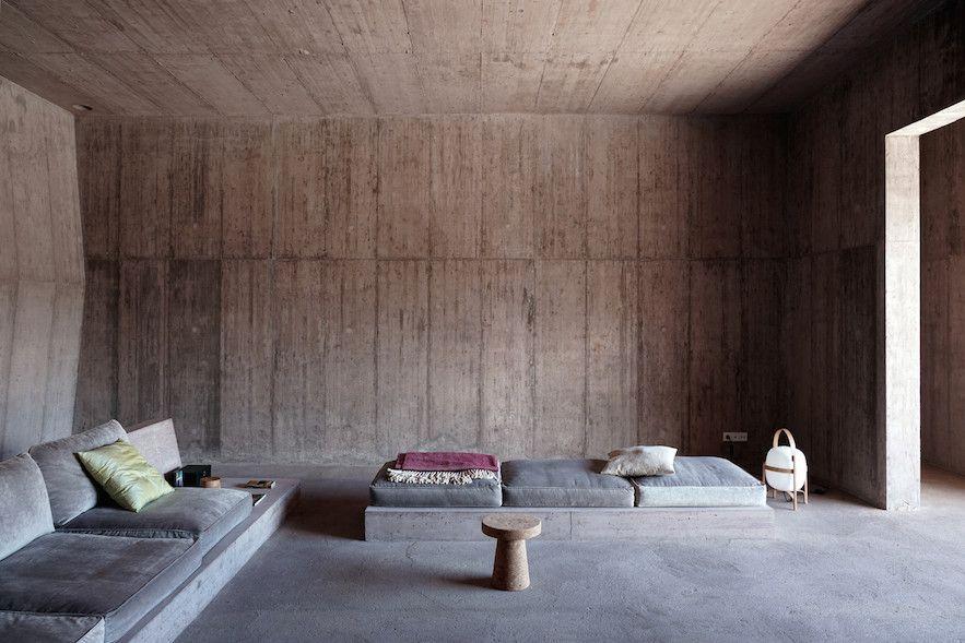 Gestalten | Villa Além by Valerio Olgiati