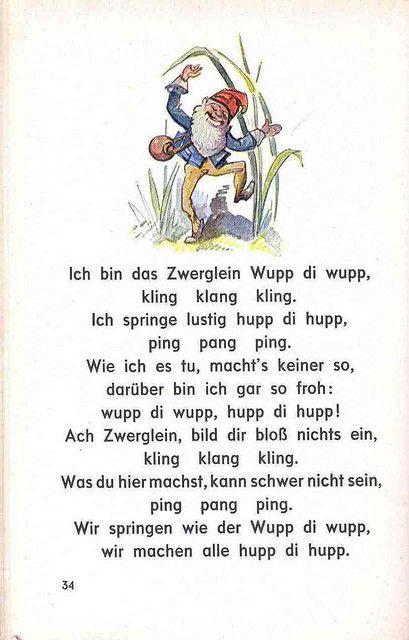 Zwerglein | Jahreszeiten-Wichtel | Pinterest | Fingerspiele, Lieder ...
