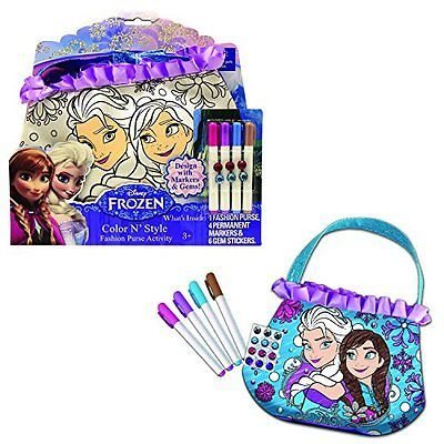 Tara Toy Frozen Color N Style Purse