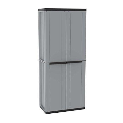 Metal Office Storage Filing Cabinet 2 Door Lockable Cupboard 5 Shelves Furniture Metal Storage Cabinets Locker Storage Cupboard Storage
