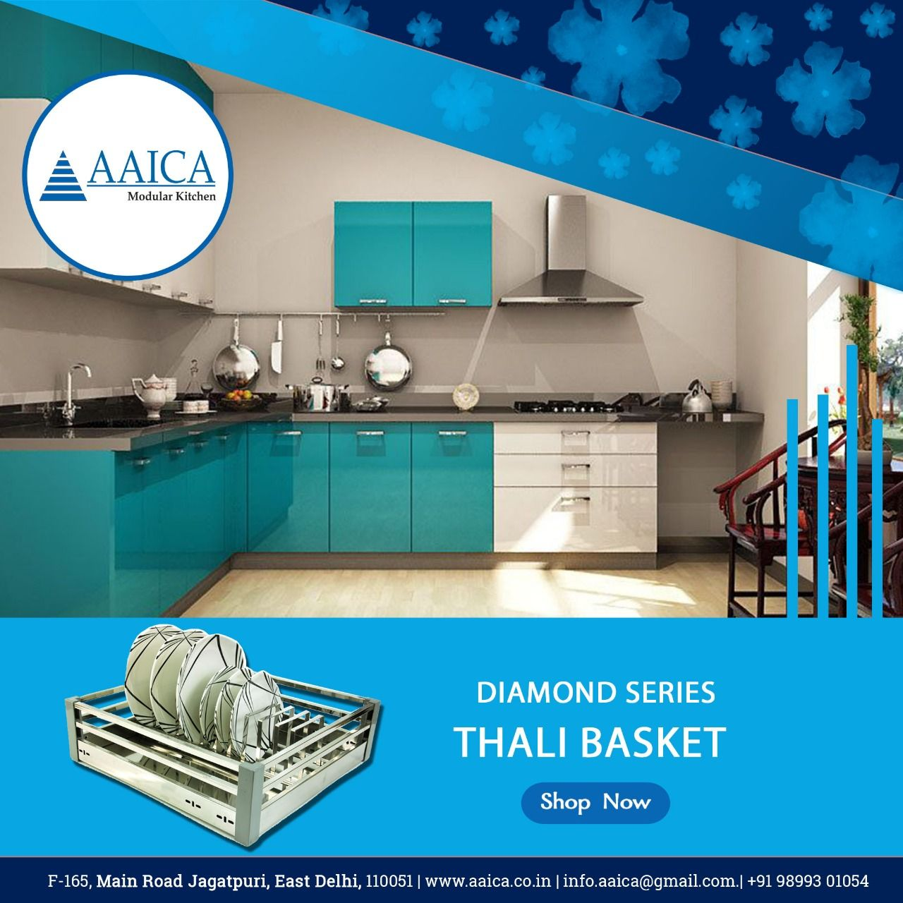 Diamond series Thali Basket is trending at #Aaica to add to your ...
