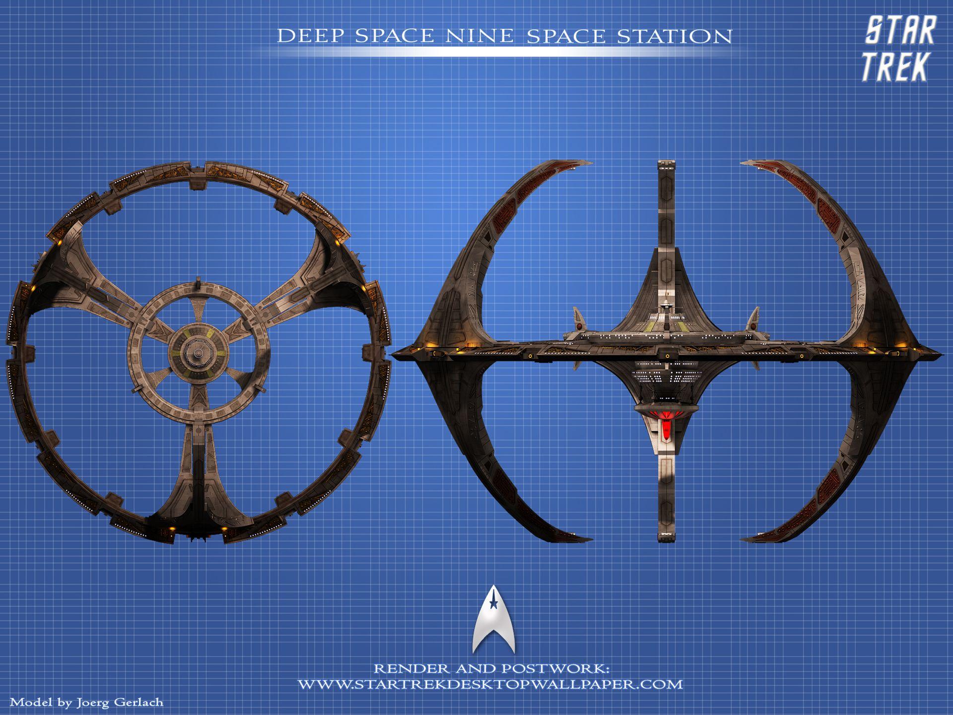 star trek deep space nine space station free star trek computer  - star trek deep space nine space station free star trek computer