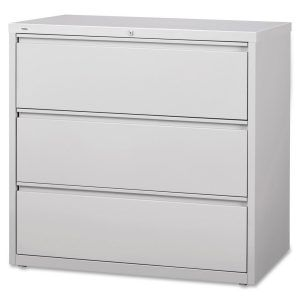 Lorell 3 Drawer Lateral File Cabinet