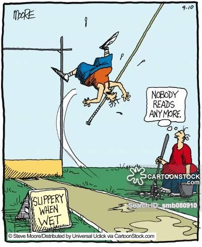 Important answer bc comic strip pole vault