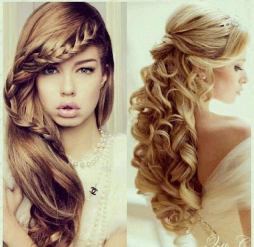 women hairstyle:curly hairstyles for long hair big curls