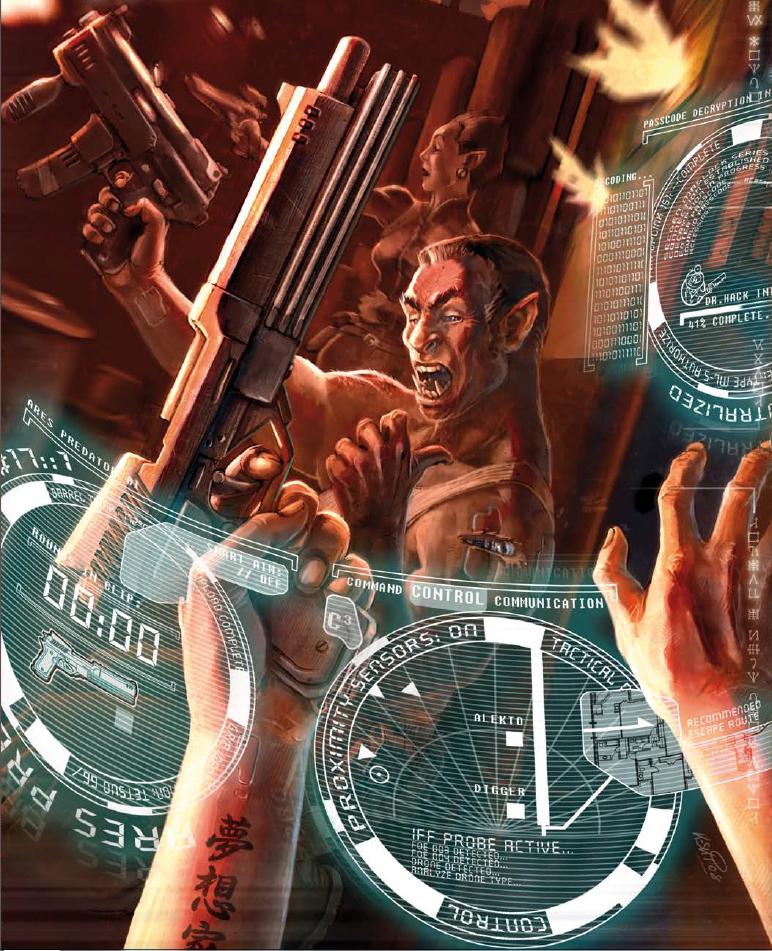 Unwired cover, by Klaus Scherwinski
