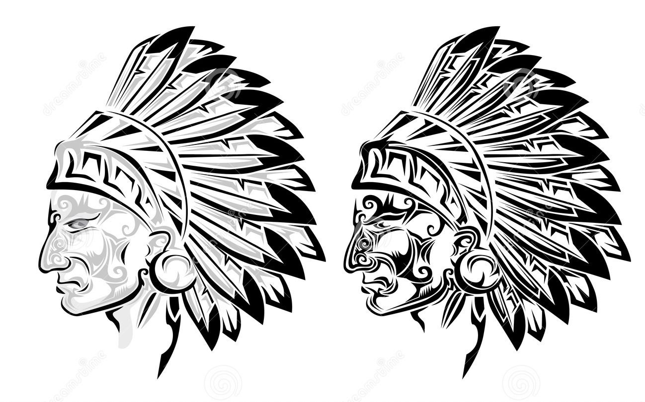 American Indian Tattoos