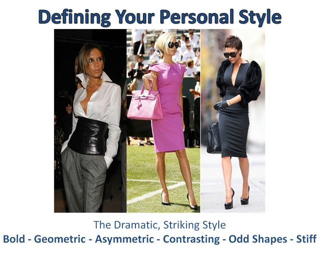 The Dramatic, Striking Style | Style: Dramatic | Pinterest | The o ...
