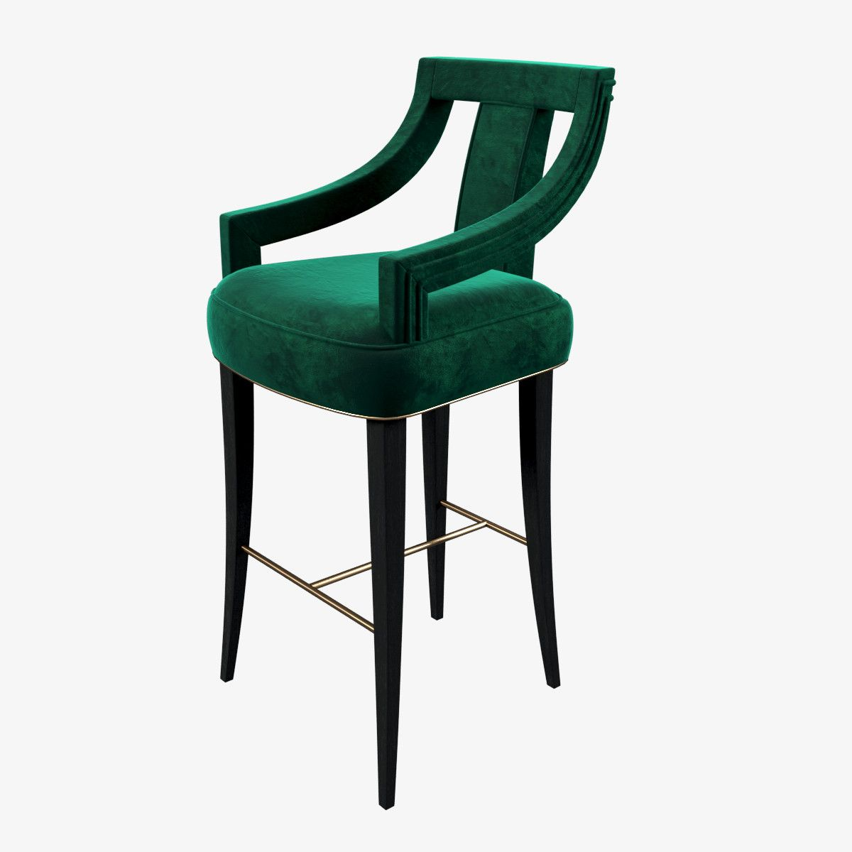 Brabbu Eanda Bar Chair 3d Model Chez Tobing Pinterest Bar  # Muebles Bega Murcia
