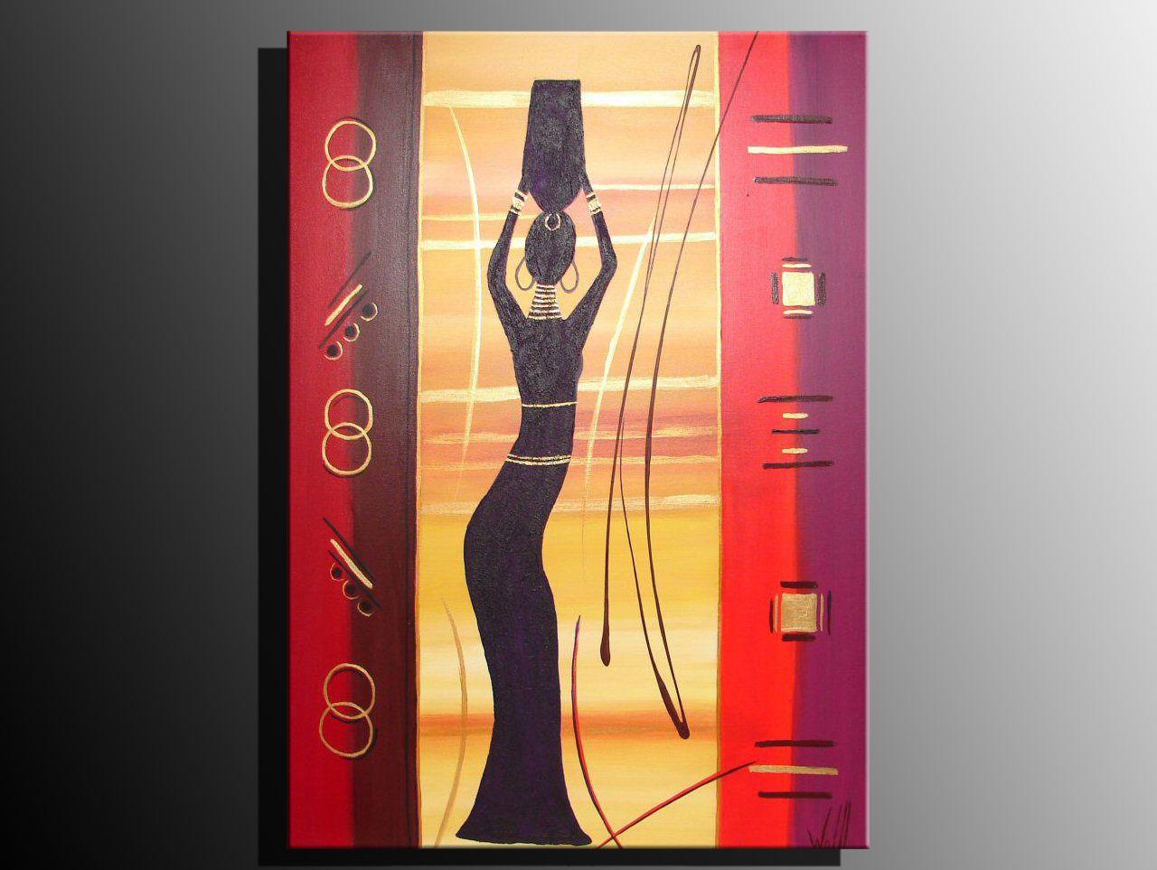 Tableau Peinture Acrylique Contemporain Recherche Google