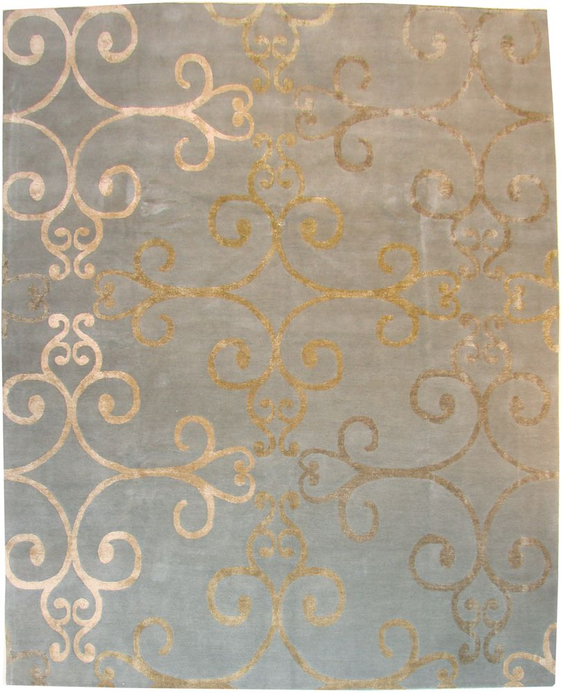 Taj Mahal Pale Blue David E Adler Inc Oriental Rugs
