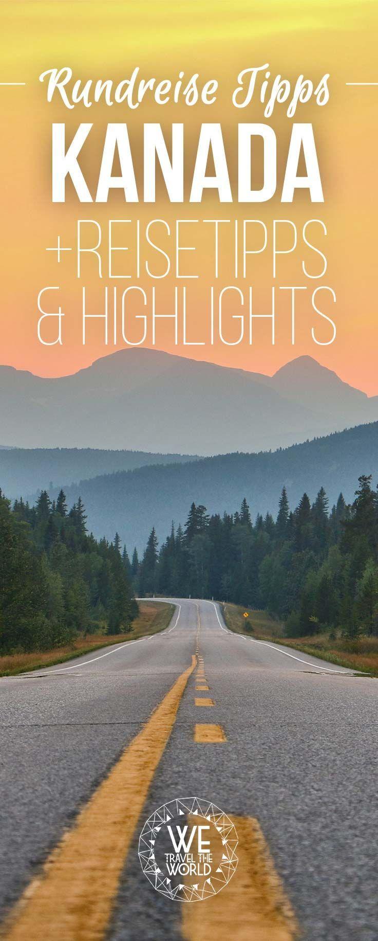 Road Trip Kanada – 6 Blogger verraten dir die schönsten Routen, Reisetipps und Highlights #usroadtrip