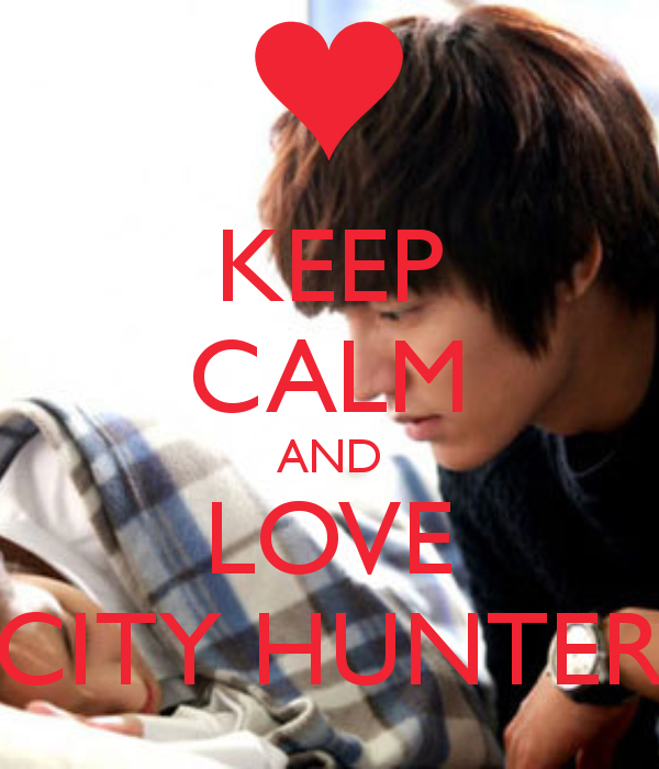 Freaking Love City Hunter-I believe I've seen it 2 or 3 times now...uh oh is it a bad sign I'm already starting to lose track?