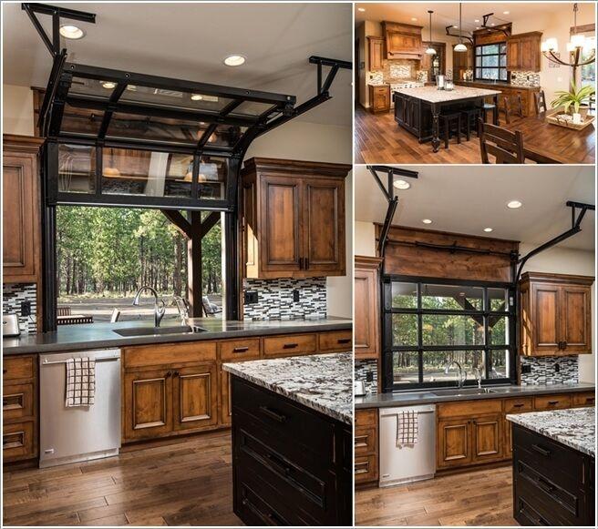 10 Unique Small Kitchen Design Ideas: 10 Unique Kitchen Window Styles That Are Simply Superb