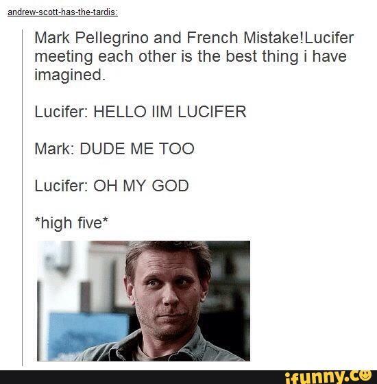 Lucifer Ifunny Supernatural Lucifer Supernatural Funny Funny Supernatural Memes