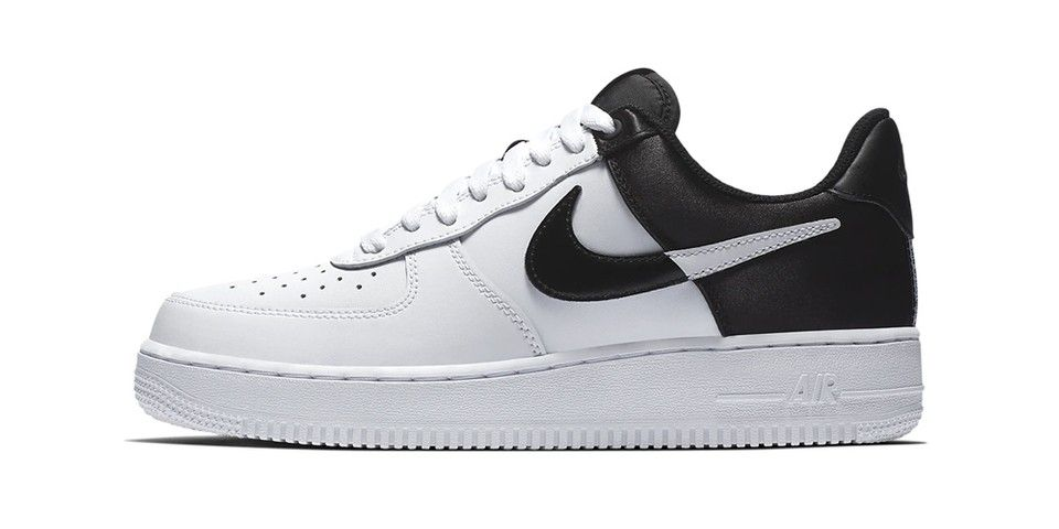 Nike Color Blocks Air Force 1 '07 LV8 NBA With Three Bold