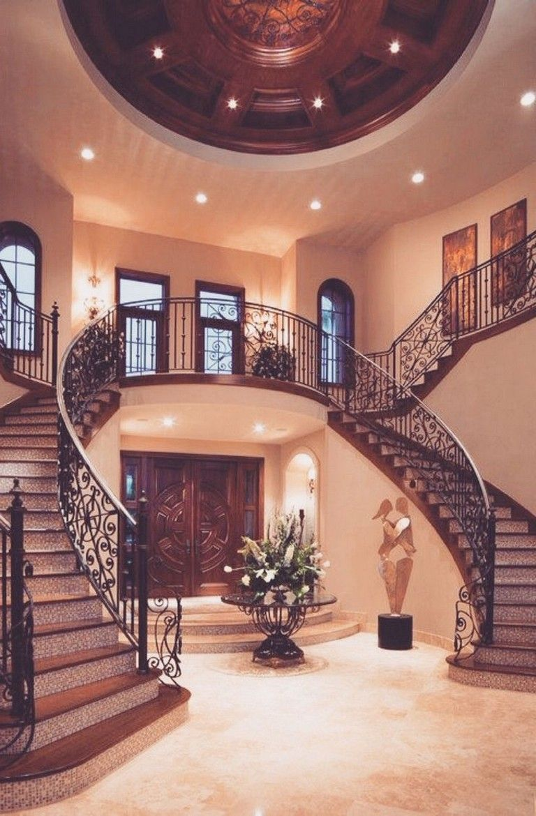 31 Best Interior Designs That Will Give You Huge Elegant Home Interiors Interiordesign Mediterranean Homes Exterior Mediterranean Homes Dream House Interior