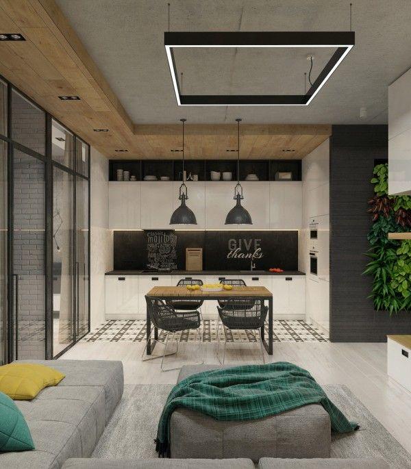Find Studio Apartment: Concrete Finish Studio Apartments: Ideas & Inspiration