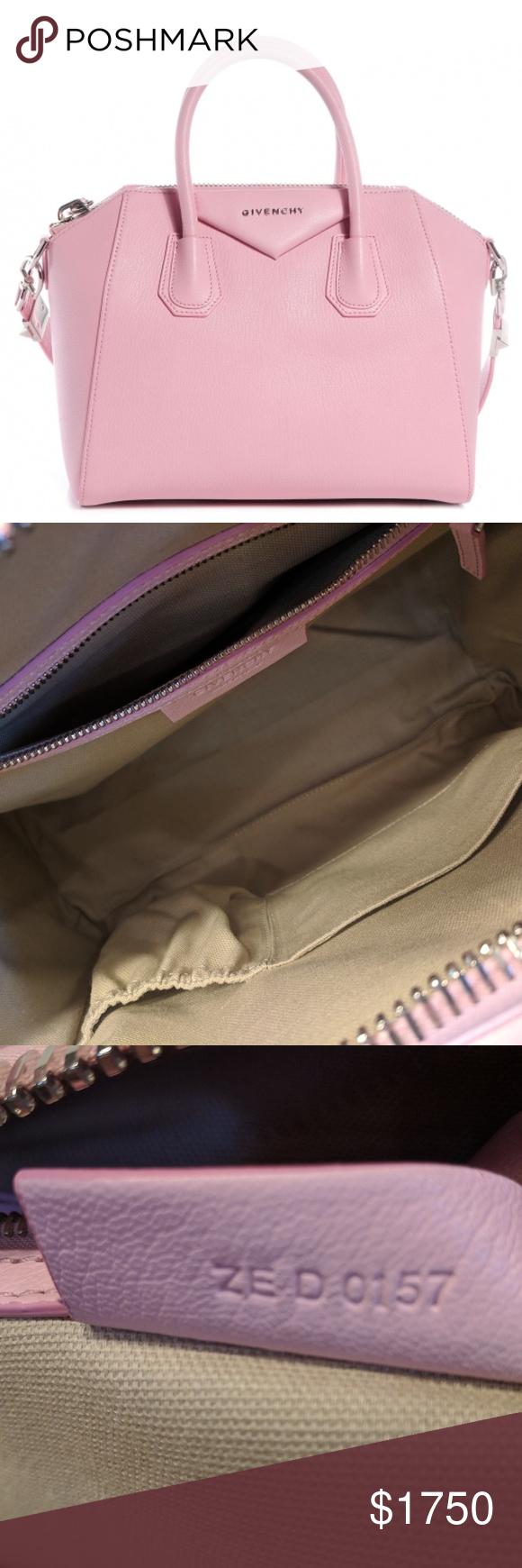 91234ac0536b Shoulder Bag · Givenchy Small Light Pink Antigona Like New This item may  have been worn but has no