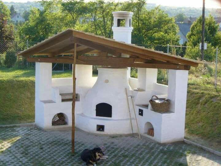 Tuinoven Bbq Outside Backyard Kitchen Outdoor Oven