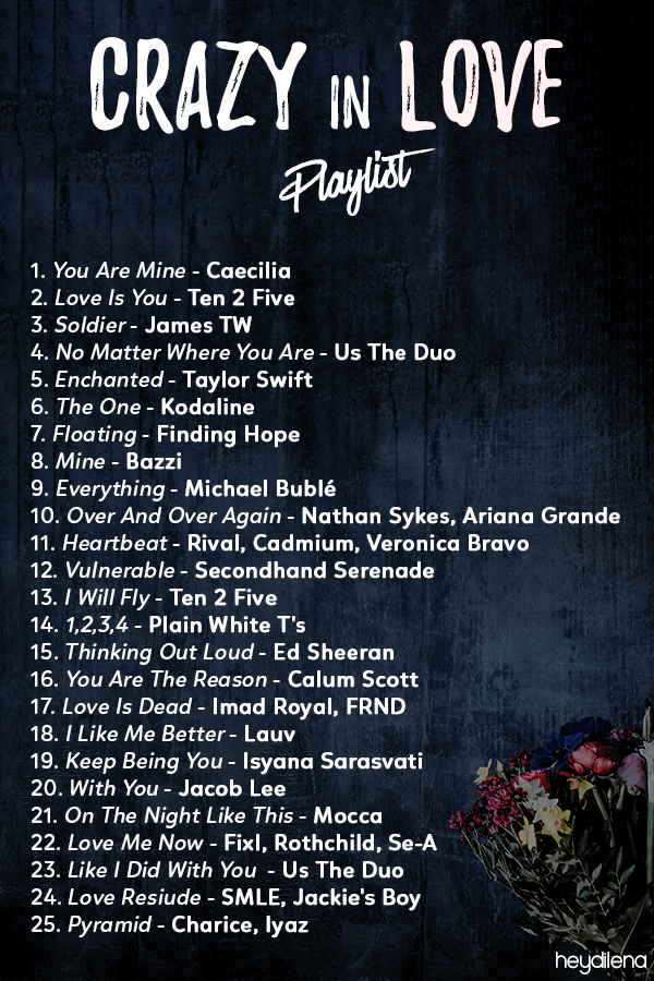 Pin by Sikinia 0 on musik in 2020 Love songs playlist